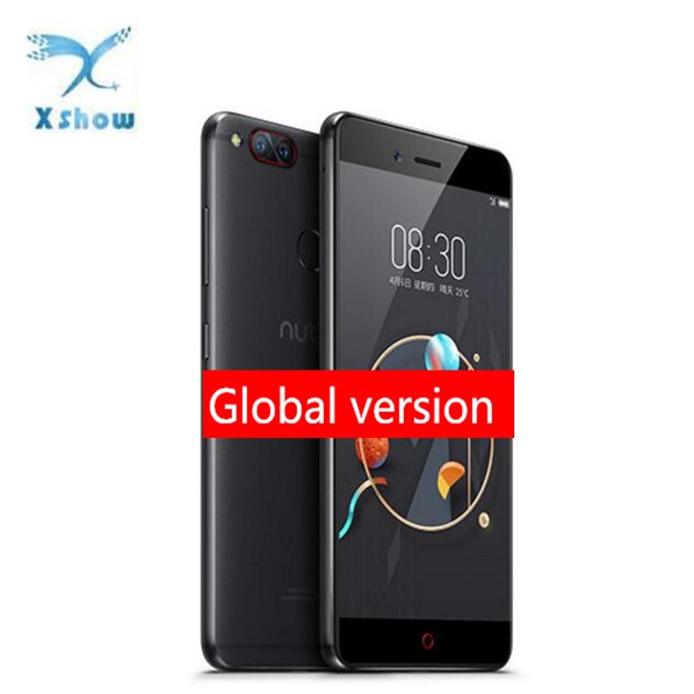 ZTE Nubia Z17 mini | 4GB - 64GB (Versión global)