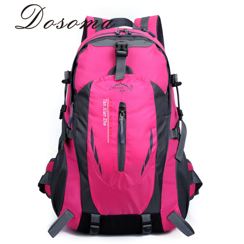 Outdoor Cycling Backpacks Water Resistant Climbing Backpack Mochila Knapsack Camping Hiking Backpack 2016 Sport Bag for Women