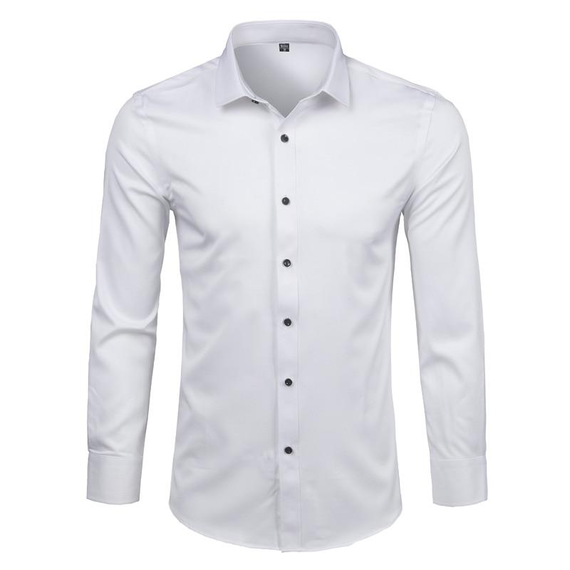 Shirts & Tops Mens White Shirt Men's Clothing