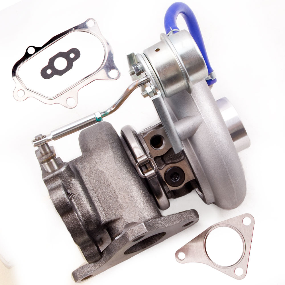 TD05H 20G 8 .60 A/R Turbo Charger for Subaru WRX STI Turbocharger Water Cooled for EJ20 EJ25 02 06 420HP Turbolader Turbine