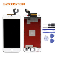 Black White Color LCD Display Touch Screen Replacement LCD For IPhone 6 6s Plus AAA Quality