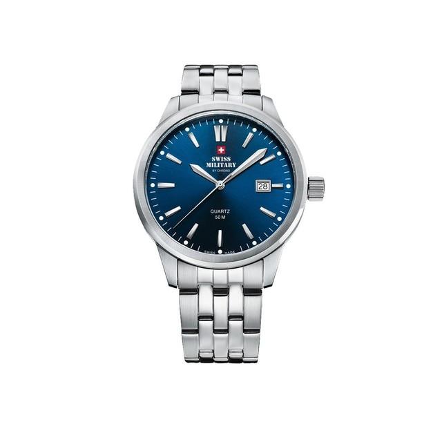Наручные часы Swiss Military SMP36009.03 мужские кварцевые на браслете