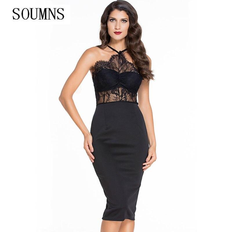 Online Get Cheap Black Mid Calf Dress -Aliexpress.com | Alibaba Group