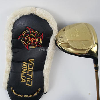 Golf driver KATANA NINJA 880HI club Gold or Black 9 10 loft Graphite shaft R S flex Free shipping