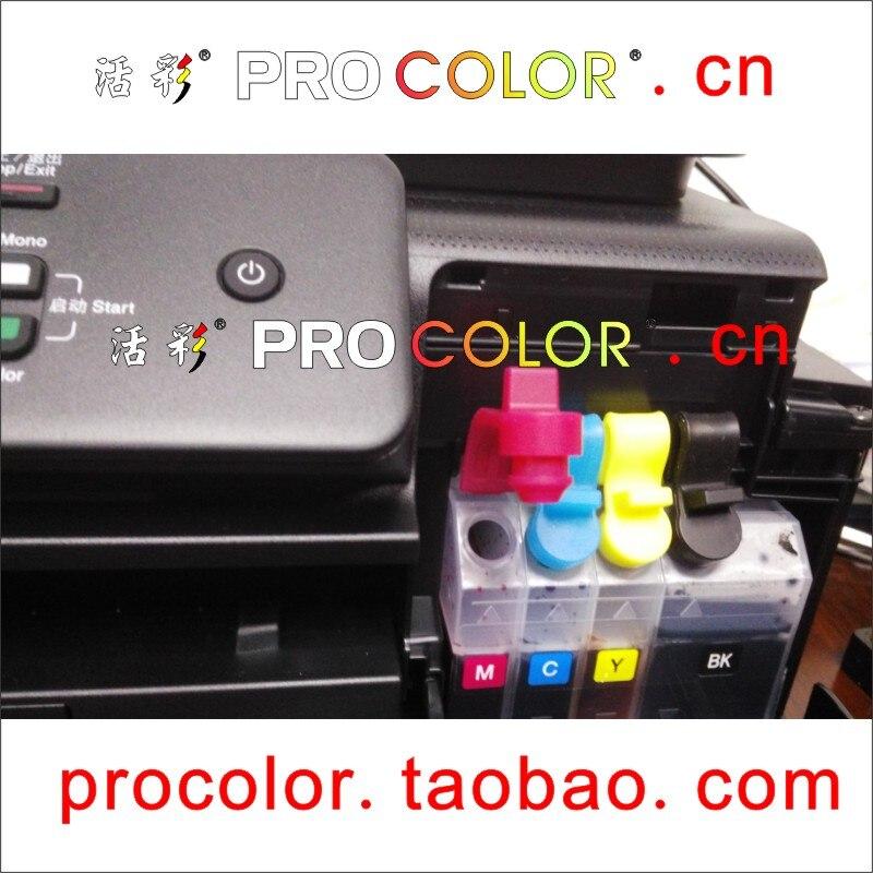 Ən yeni BT6009BK BT5009C BT5009M BT5009Y 100ml boya mürəkkəb CISS - Ofis elektronikası - Fotoqrafiya 3