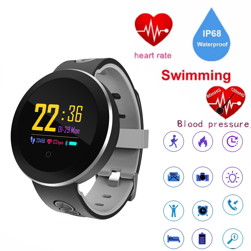 Smart Watch Waterproof IP68 5ATM Passometer Message Reminder Ultra-long Standby Sport Smartwatch All-Weather Monitoring юбка page one 2015 pb1 625611 499 page 3