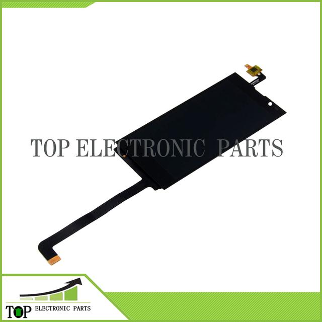 Nueva original iNew V3 teléfono móvil inteligente de pantalla LCD y pantalla táctil digitalizador asamblea con marco de color blanco y negro