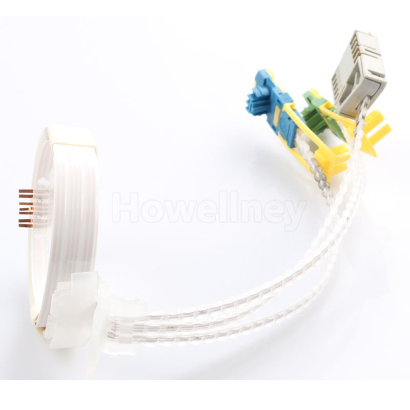 Replacement  Wire Loop With Three Connector For Renault Com 2000 Peugeot 206  307 C5 Cable Assy