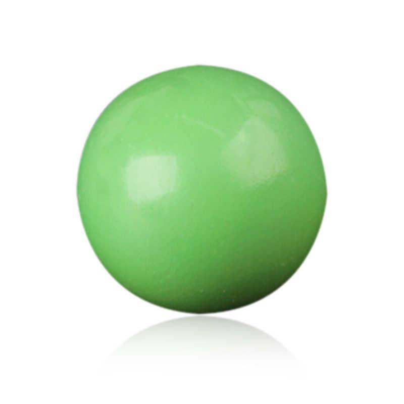 16 มม.การตั้งครรภ์ลูกบอลหลากสีสันสร้อยคอสร้อยคอทำ DIY Shellhard เม็กซิโกลูก Lockets สร้อยคอจี้สำหรับเครื่องประดับสตรี