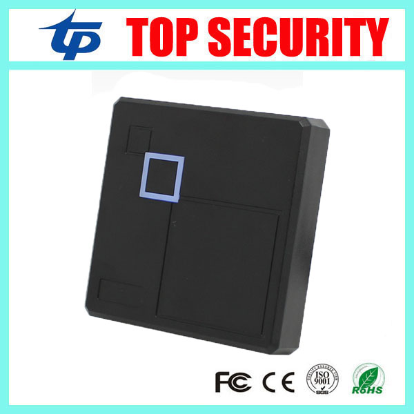 Weigand26 weigand34 RFID card reader IP65 waterproof smart card reader for access control system good quality LED card reader free ship by dhl rfid ic reader mf card reader for door access control system weigand34 13 56mhz sm kr201 min 20pcs