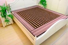 Heat Mat! Natural Tourmaline MattressTourmaline Heat Cushion Keep Warm Mat Made in China Free shipping
