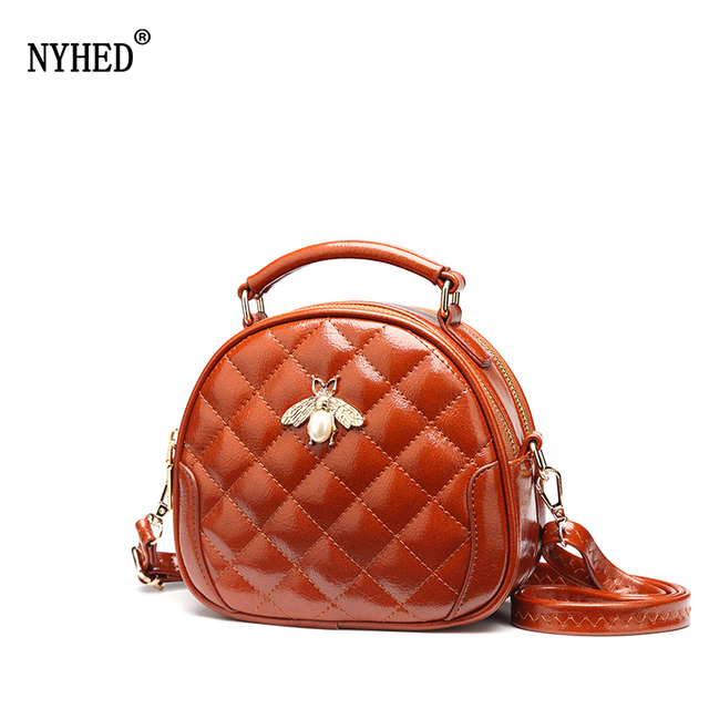 Women Diamond Lattice Shoulder Bag Fashion Female Pu Long Strap Handbags S Phone Purse