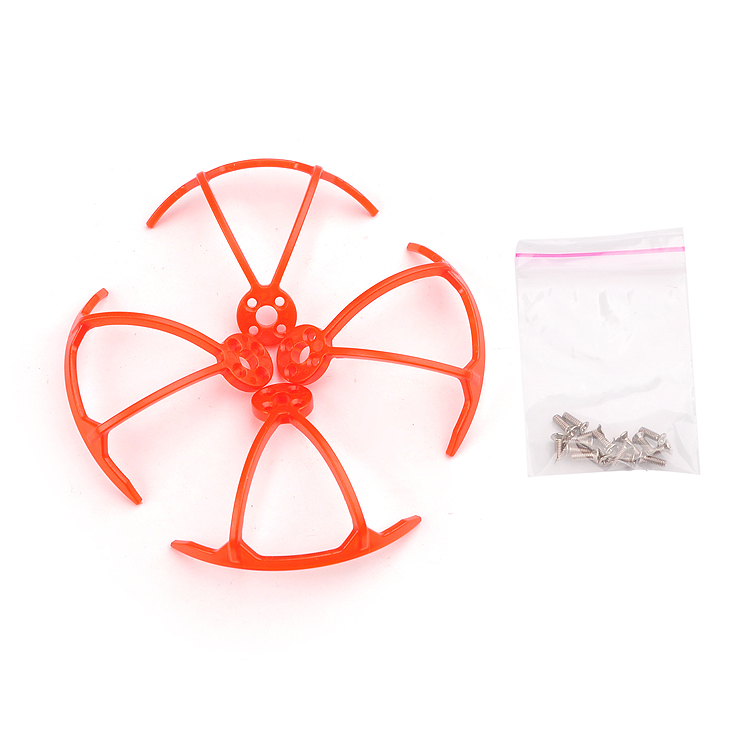 Propeller Guard Prop Protection Cover for 90-130 RC FPV Racer Drone 2/2.5 Inch Paddle 1102/1103/<font><b>1104</b></font>/1105 Brushless <font><b>Motor</b></font> image