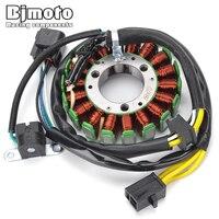 Motorcycle Coil Ignition Stator Magneto For Kawasaki KLX400 KLX400R KLX400SR 03 04 Suzuki DR250R 98 00 DRZ250 01 07 DRZ400 00 13