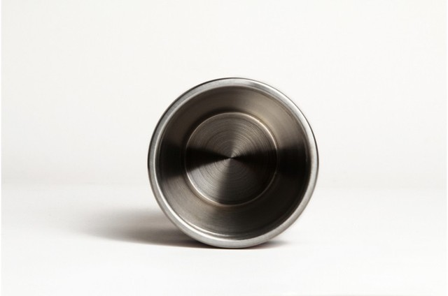 geekoplanet.com - 1:1 24-105mm Camera Lens Travel Mug With Lid 12oz/400ml (BLACK COLOR)