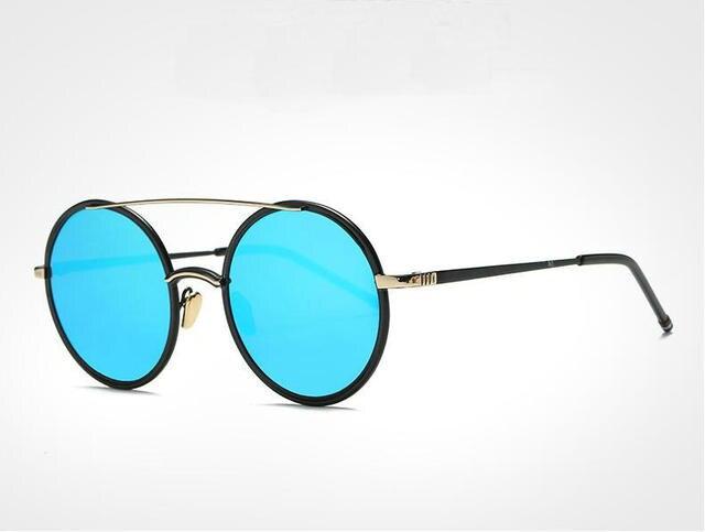 fbd923fc28797 New mens clássico pequenos óculos redondos steampunk mulheres pequeno  espelho retro do vintage john lennon óculos