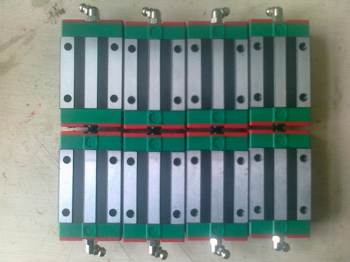 4pcs/lot 100% original Hiwin HGH20CA linear narrow blocks match with HGR20 linear guide(only blocks) free shipping to argentina 2 pcs hgr25 3000mm and hgw25c 4pcs hiwin from taiwan linear guide rail
