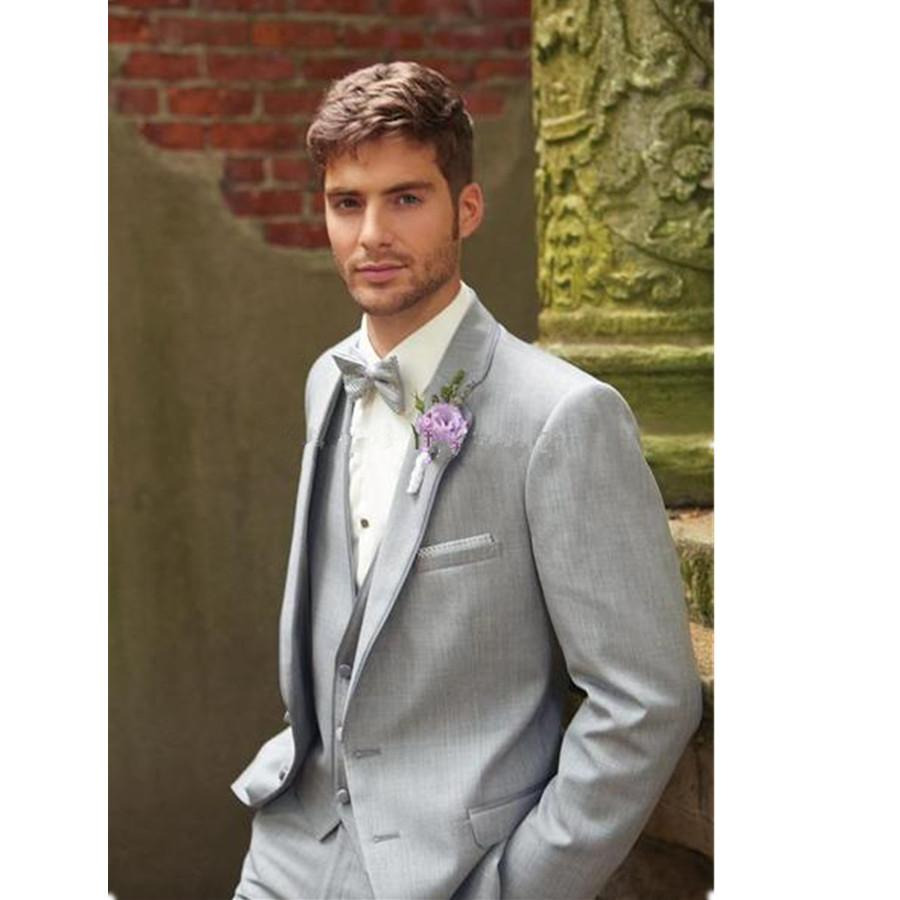 grey groom suits with bow tie wwwpixsharkcom images