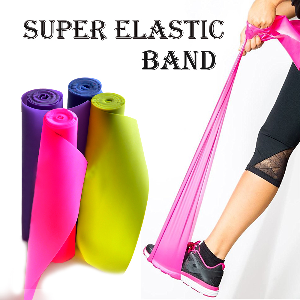 Ivim Pull-Rope Elastic-Band Crossfit-Equipments Fitness Exerciser Training Latex Workout