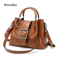 Nevenka Luxury Handbags Women Bags Designer Shoulder Bags Female Vintage Crossbody Bag Ladies Purses and Handbags for Women 2018