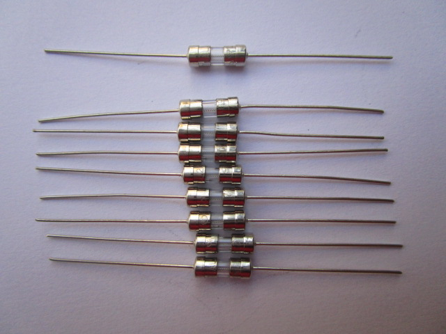 Apprehensive 3.6x10mm F1.5a Fast Blow Miniature Glass Fuses With Fine Wire 400 Pcs Per Lot Home Improvement Fuse Components