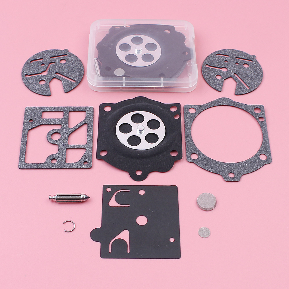 Carburetor Diaphragm Repair Rebuild Kit For Stihl 015 015AV 015L Walbro K10-HDC Homelite ST160 ST180 Chainsaw Part