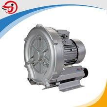 1.5kw, 380 В, 3 фазы, 50 Гц кольцо воздуходувки вакуумный насос с воздушным фильтром