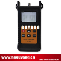 JW3226A Fiber Optical CDMA Power Meter With ST FC LC Connector Fiber Tester