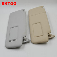 SKTOO For Volkswagen Tiguan Sun visor mirror / sun visor 5ND 857 551/552