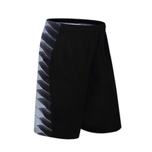 LoRun Men Running Basketball Football Shorts with Zipper Pockets Male Fitness Jogging Jogger Boxer Short Quick Dry Gym Shorts