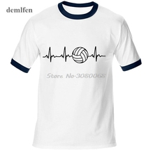 11367eed25 Buy volleyball tee and get free shipping on AliExpress.com