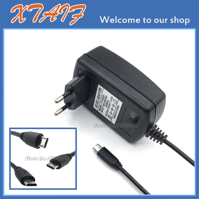 5V2.5A 5V2500mA PI3 Model B Raspberry PI 3 Power Adapter USB Charger ...