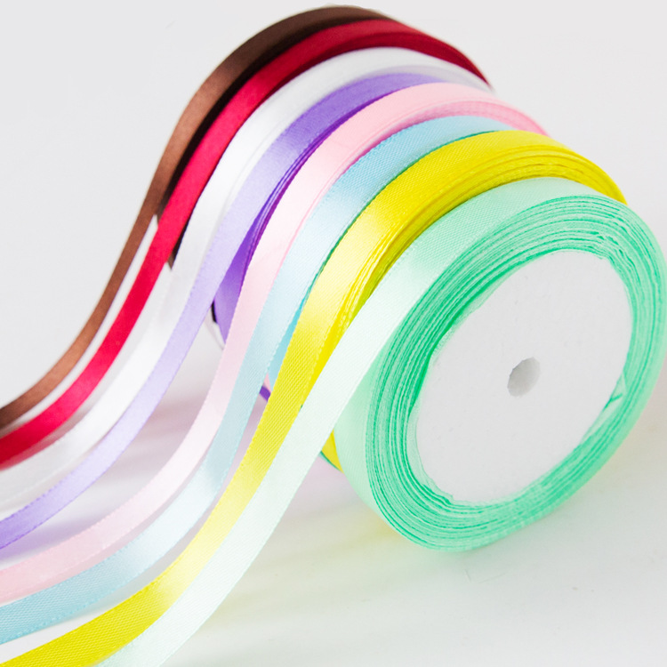craft ideas with satin ribbon 5pcs 3 8 quot 1cm wide wedding craft satin ribbon sold 25 6345