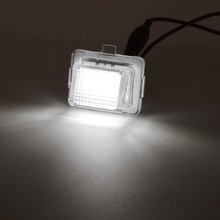цены For W204(5D) W221 W212 C216 C207 C E S CL Class Canbus LED Number License Plate Light White 6000K