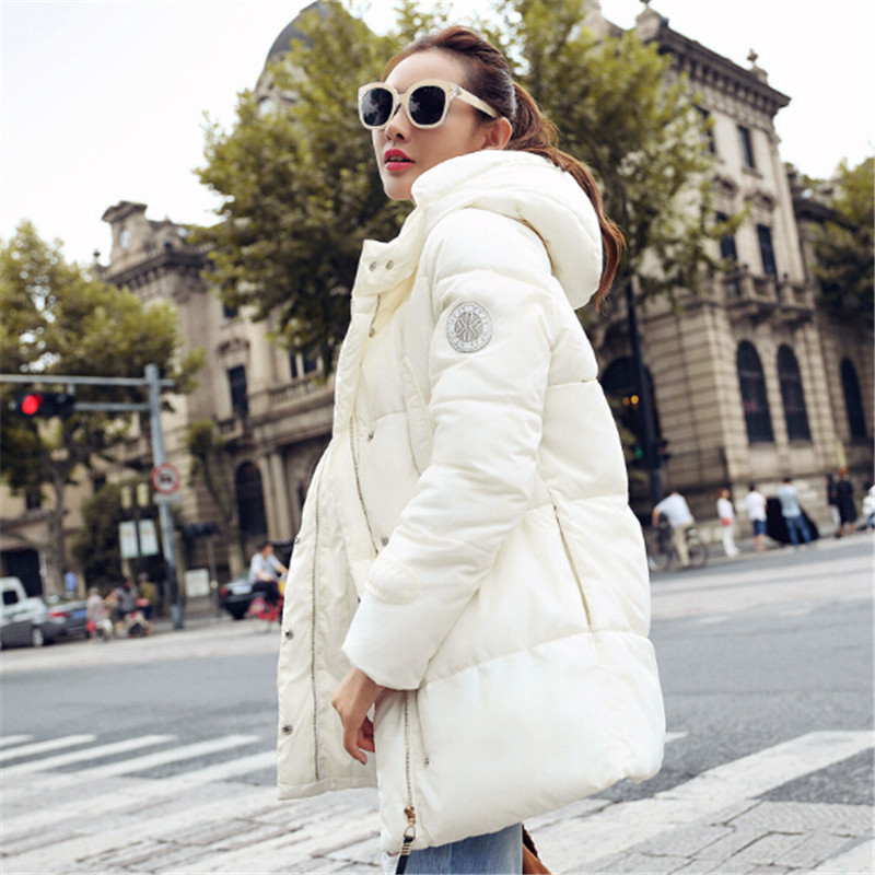 girls cotton coat 2017 Korean version of the new autumn and winter jacket padded coat color loose bread цены онлайн