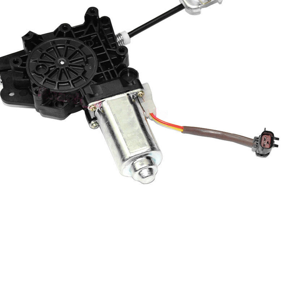 hight resolution of e2c front driver side window regulator with motor for 00 04 jeep grand cherokee oe 2552 6326l 55363287aa 55363287ab 741 556 in window lever window
