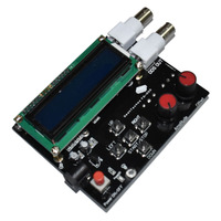 Low Frequency DDS Function Signal Generator Module Sine Square Triangular Wave Black Green White