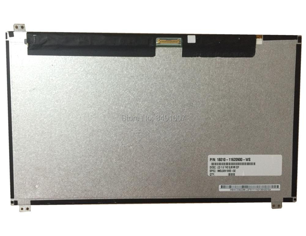 N116HSE-EA2 LAPTOP LCD LED SCREEN Panel 11.6 EDP 30PIN 1920X1080 n116hse ea1 n116hse ea1 rev c1 laptop led lcd screen for asus ux21a zenbook ux21 11 6 edp 30pin original