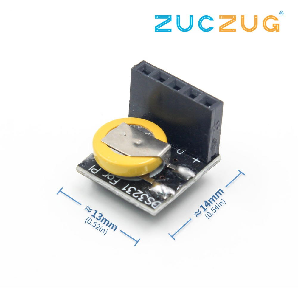 Precision DS3231 Real Time Clock Module RTC DS3231 3.3V/5V With Battery For Raspberry Pi