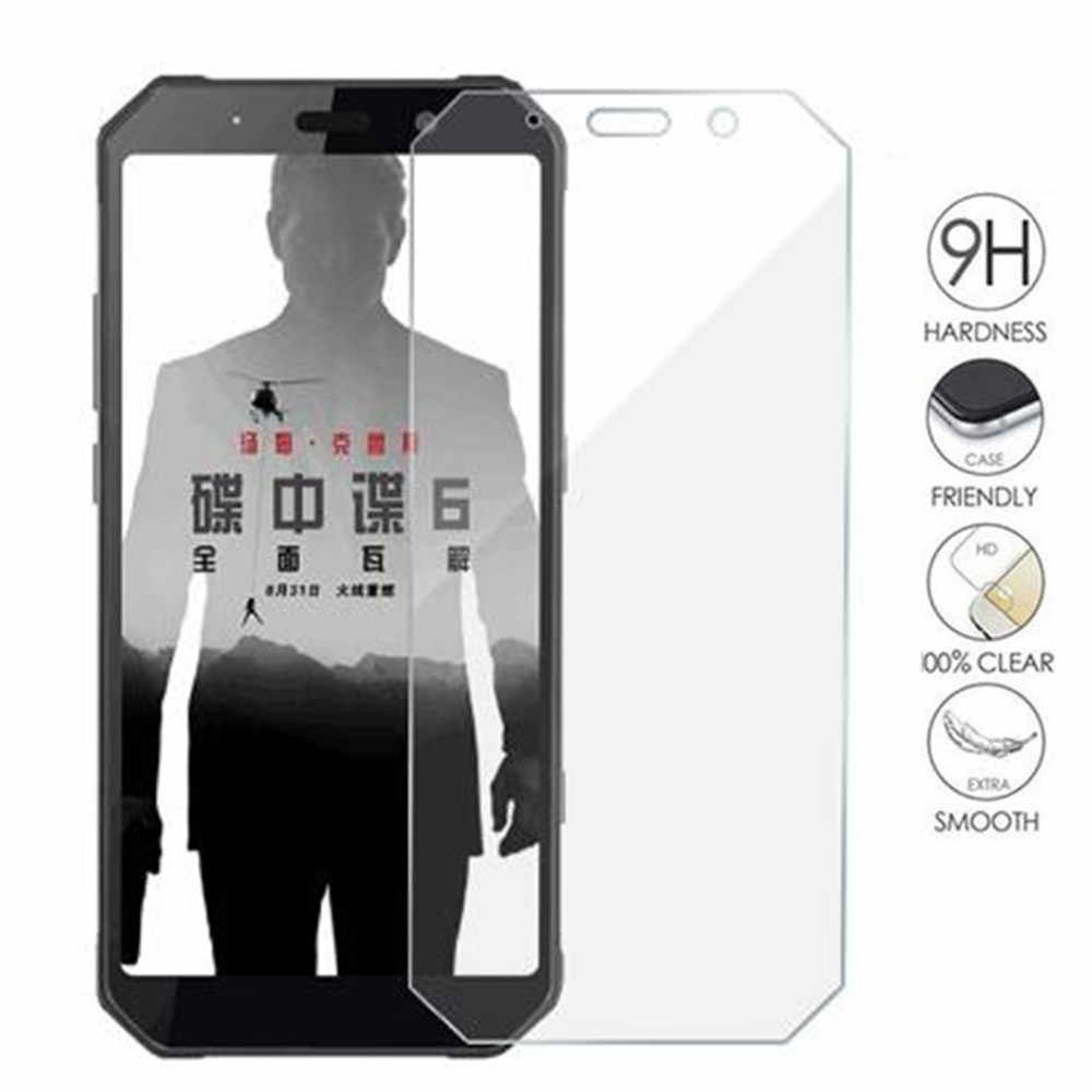Tempered Glass For AGM A8 X2 X2 SE Phone Screen Protector Protective glass Film For AGM A8 A9 H1 Case Glass