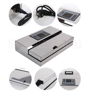 Image 4 - ITOP Home use Food Vacuum Sealer Packing Machine 30cm Length Semi automatic Electric Vacuum Sealers Food Processors