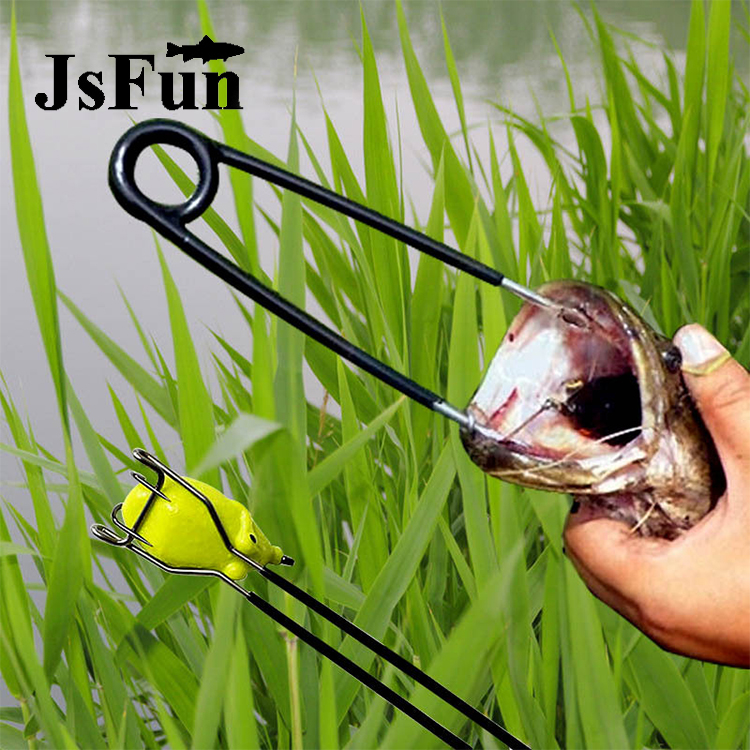 Metal Big Fishing 20cm Open Fish Mouth Spreader Controller Tools Keeper Holder Clipper Fishgrip Gripper Grip Grabber Pliers PJ33