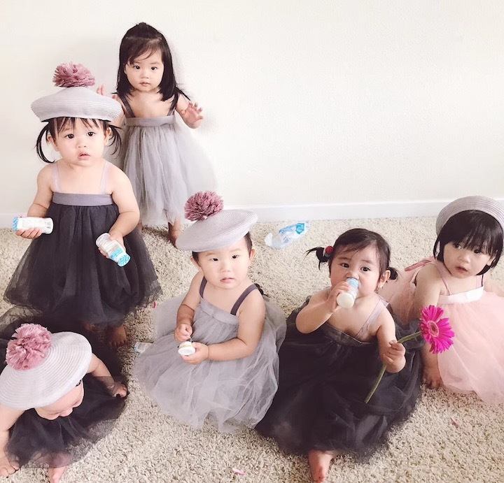 Sweet Baby Kids Dress Summer Princess TUTU Dresses Sleeveless Two Kinds Of Wear Dresses Cute Clothes
