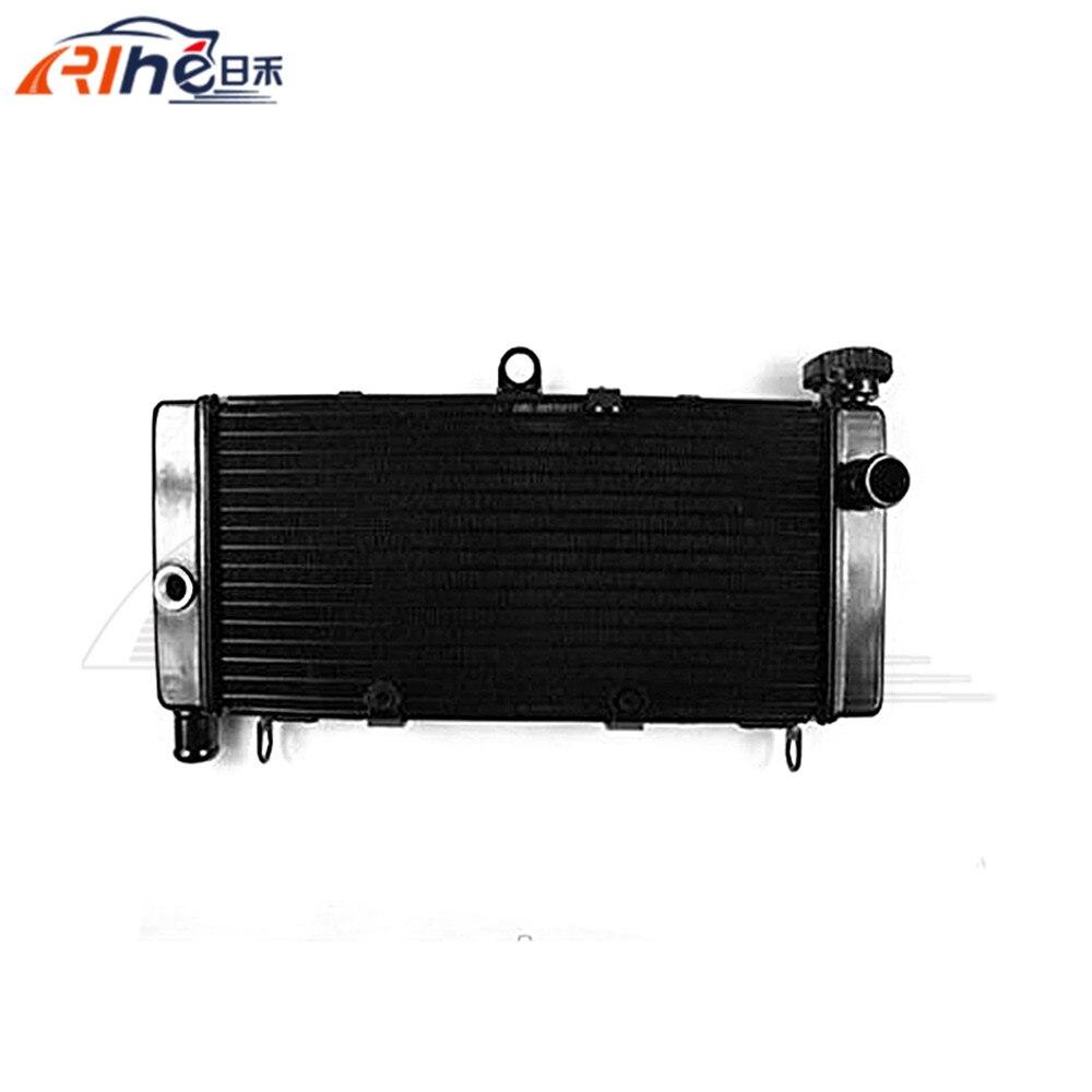 high quality motorcycle radiator cooler aluminum motorbike radiator For HONDA HORNET600 1998 1999 2000 2001 2002 2003 2004 2005