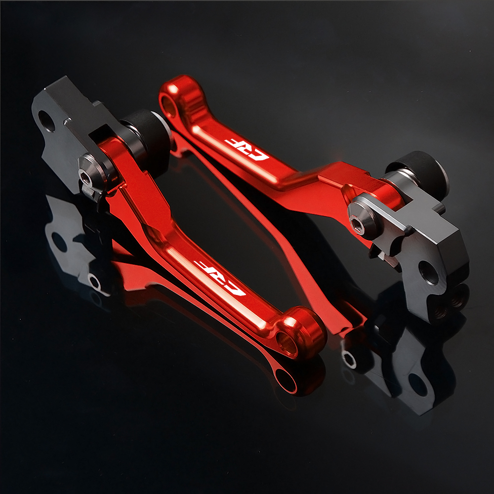 Image 3 - For HONDA CRF 250R 450R 250X 450X 230F Foldable Brake Clutch Levers CRF250R CRF450R CRF250X CRF450X CRF230F CRF250L/M 2003 2018-in Levers, Ropes & Cables from Automobiles & Motorcycles