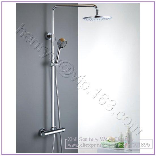 X9015ss1 Luxury Wall Mounted High Quality Brass Head Rain