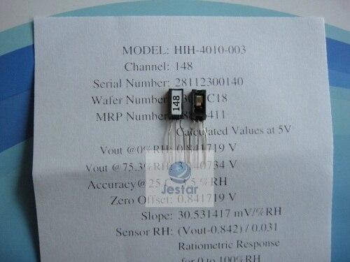 Датчики влажности HIH4010 003 HIH 4010 003 HIH4010 10 шт./лот