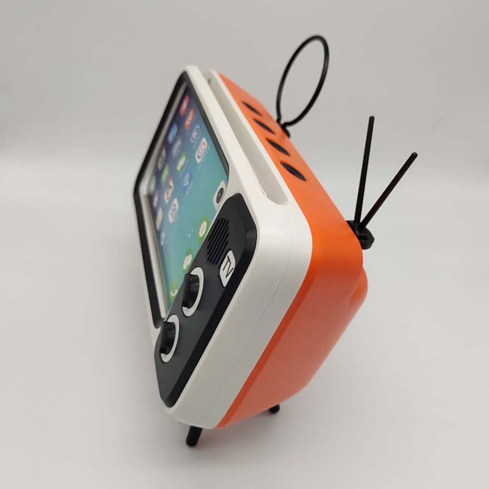 E4576-Wireless Bluetooth Speaker-orange