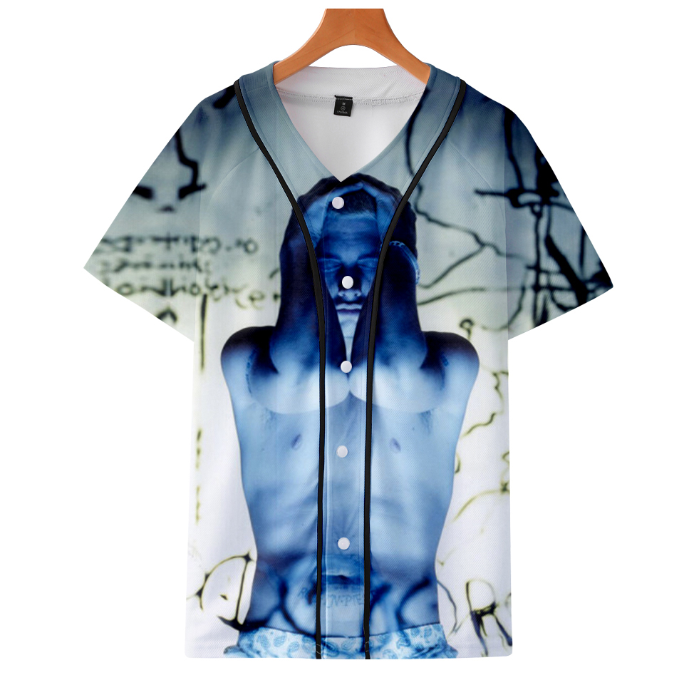 Tops & Tees Luckyfridayf Eminem 3d Print Cool Love Yourself Short Sleeve T-shirt Women T Shirt Top Summer Fashion Femele Cotton Clothes Women's Clothing