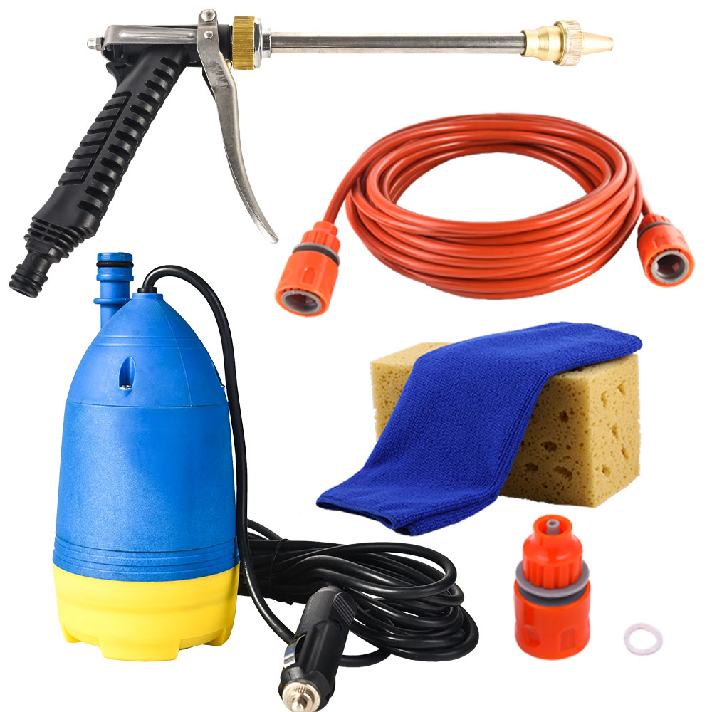 Car Wash Multi Functional High Pressure Self priming Electric Water Auto Wash Machine Car Washer Pump